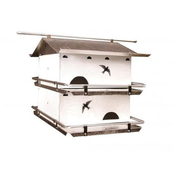 Bird's Choice Birds Choice Waters Edge 2 Floor-4 Room Suites Purple Martin House