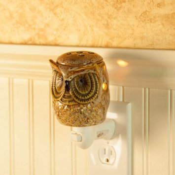 Rimports Usa Llc ScentSationals Accent Wax Warmer, Spotted Owl