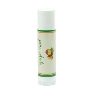 Beeswax Pina Colada Lip Balm by MoonDance Soaps - Handmade Moisturizers with Shea Butter and Vitamin E