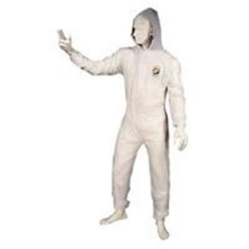 Astro Pneumatic AST4562 X-Large Reusable Coverall with Velcro Wrists and Ankles