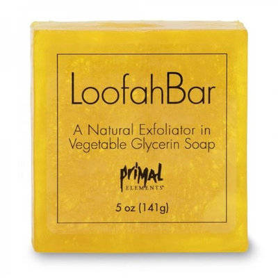 Primal Elements LBARTV Tahitian Vanilla 5.0 oz. LoofahBar Soap