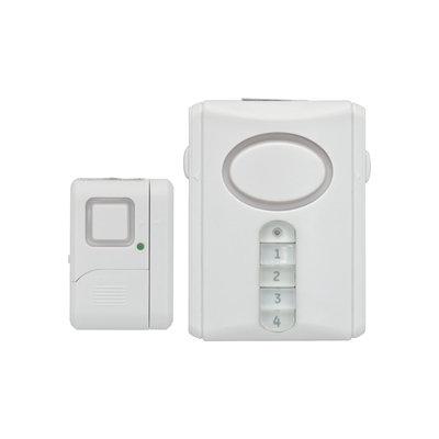 GE 4-Sensor Indoor Door and Window Sensor