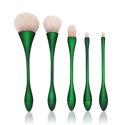 Qingta Makeup Brush Set Premium Foundation Face Powder Blush Cosmetics Foundation Blending Blush Makeup Brush Kit