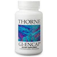 Thorne Research - GI-Encap - Botanical Supplement for GI Tract Support - 180 Capsules [Standard Packaging]