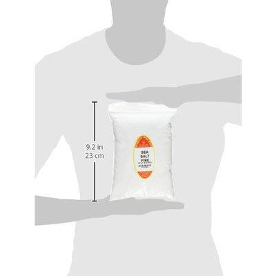 Marshalls Creek Spices Kosher Sea Salt Fine Refill, 36 Ounce