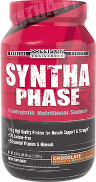 Precision Engineered Syntha Phase Chocolate-2.91 lbs-Chocolate-Powder