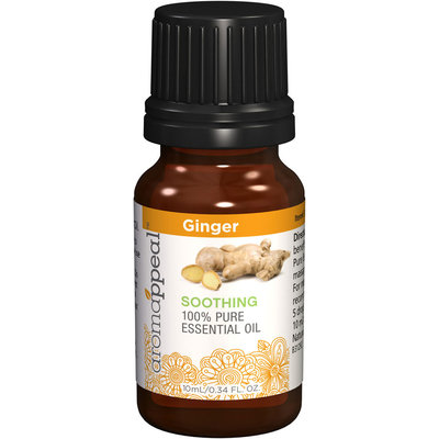Aromappeal Ginger 100% Pure Essential Oil-10 ml Oil