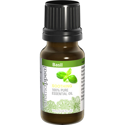 Aromappeal Basil 100% Pure Essential Oil-10 ml Oil