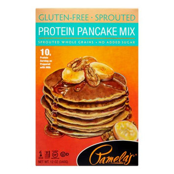 Pamela's Pancake Mix, High Protein, 12 Oz