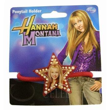 Disney Hannah Montana Ponytail Holder - Star Shape
