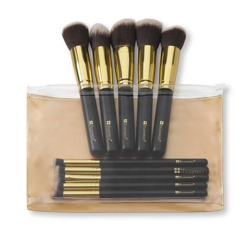 BH Cosmetics Sculpt and Blend Brush Set