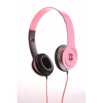 iBoost HP1106PK Stereo Foldable Headphones Rich Sound - Pink
