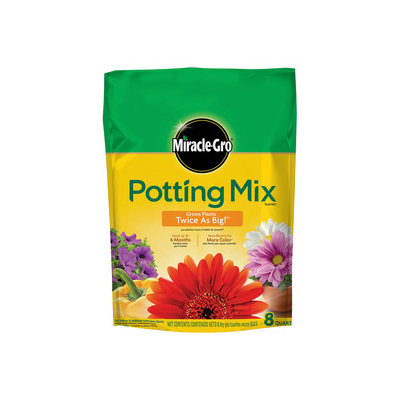 Scott's Miracle-Gro MR75678300 8qt Prem Pot Mix