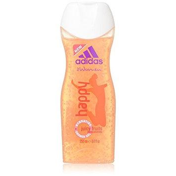 Adidas for Women Happy Hydrating Shower Gel, 8.4 fl. oz.