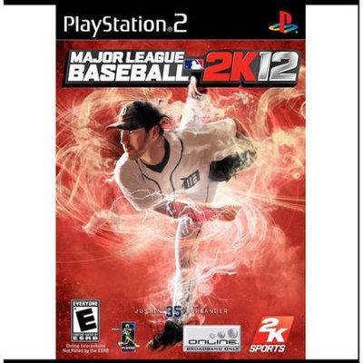 Take 2 Major League Baseball 2K12 PRE-OWNED(Playstation 2)