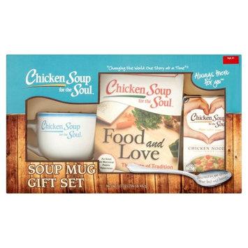 Dat'l Do It Inc. Chicken Soup for the Soul Soup Mug Gift Set, 17 oz