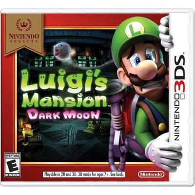 Nintendo Luigis Mansion: Dark Moon 3DS (Email Delivery)