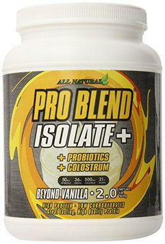 ProBlend Nutrition - ProBlend Isolate Beyond Vanilla - 2 lbs.