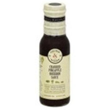 Fischer & Wieser 270337 10.7 oz Pineapple & Bourbon Sauce Pack of 6