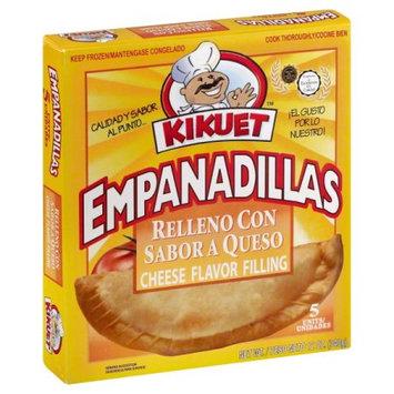 Productos Kikuet Kikuet Cheese Empandillas, 5 - 3.16 empanadas