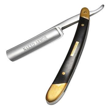Black Straight Razor Blade - Shave Ready Vintage Straight Razor, Solid Straight Razor Shaver, Antique Wood Straight Razor, Japan Steel, Pro Straight Edge Razor, Mens Straight Razor, Best Gifts For Men