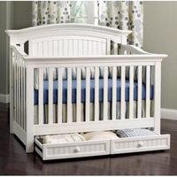 Suite Bebe Winchester Lifetime 4-in-1 Crib, White