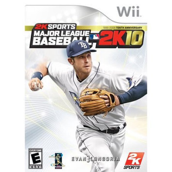 Take-Two Major League Baseball 2K10 - Sports Game - Wii