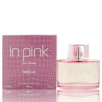 In Pink by Estelle Ewen, 3.4 oz Eau De Parfum Spray for Women