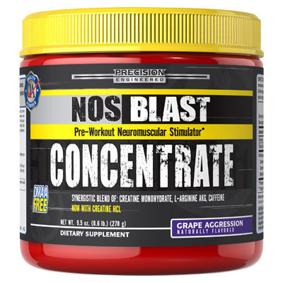 Precision Engineered NOS Blast Concentrate Grape