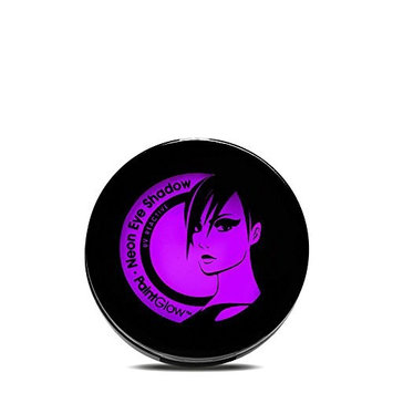 PaintGlow UV Blacklight Reactive Pressed Powder Eye Shadow