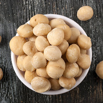 High Valley Orchard Raw Macadamia Nuts-8 oz Bag