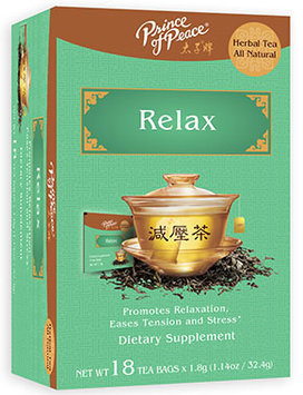 Prince Of Peace Relax Herbal Tea