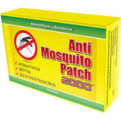 Maritzmayer Laboratories Anti Mosquito Patch 2000™