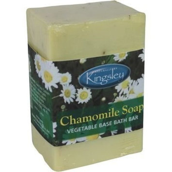 Kingsley Chamomile Bar Soap 10 oz.