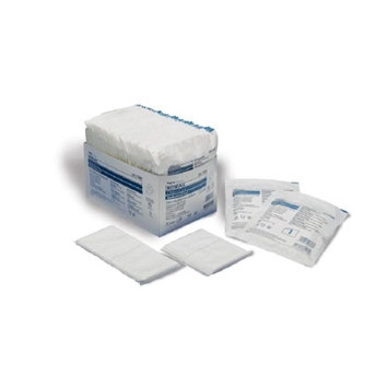 Abdominal Pad Dermacea NonWoven / Fluff 7 1/2 X 8 Inch Rectangle PK/18, 7 1/2 X 8 Inch Rectangle 8 Pack
