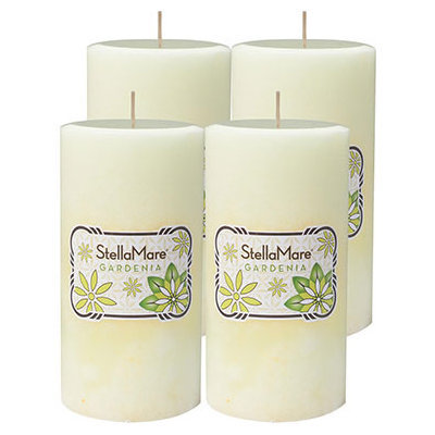 Stellamare Stel Gardenia Open Pilr 21.6 Oz