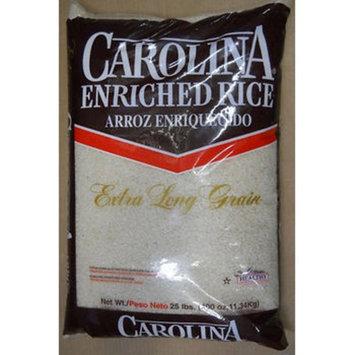 Carolina Long Grain Rice, 25 lbs.