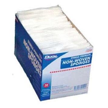 DUKAL Sterile Non-Woven Premium Sponge, 4