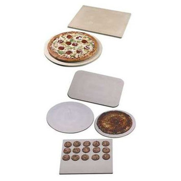 AMERICAN METALCRAFT STONE14 Pizza Stone, 15 x 14 In