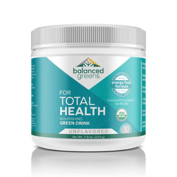 Balanced Greens Total Health - Formulated By Dr. Cindy Schmellin - 30 day SUPPLY