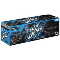 Pepsi Mountain Dew Game Fuel, Arctic Burst, 12 Fl Oz, 12 Count