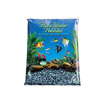 World Wide Imports World wide pebble mix 5lb blue lagoon-78573