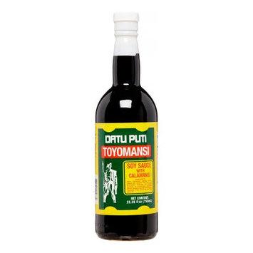Datu Puti Soy Sauce With Lemon Toyomansi, 750 Milliter