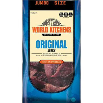 World Kitchens Original Jerky, 7.2 oz