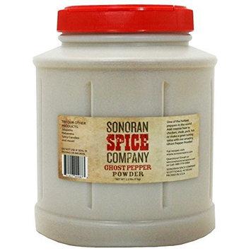 Sonoran Spice Ghost Pepper Powder Pure - Non-smoked, 2.2 Lbs