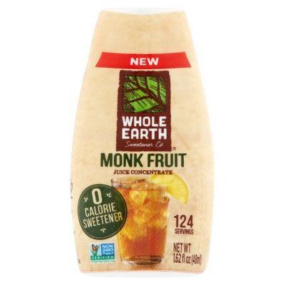 Whole Earth Monk Fruit Juice Concentrate, 1.62 Oz