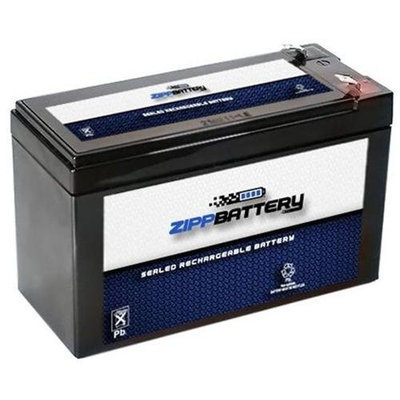 Universal Battery UB1272 12V 8.5AH acid battery - ZB-S00051-90037