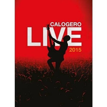 Alliance Entertainment Llc Calogero: Live - 2015 (blu-ray Disc)