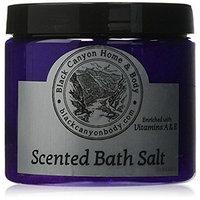 Black Canyon Rosemary Mint Hemp Seed Oil Bath Sea Salts, 10 Oz