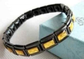 Ebay Error ELECTRIFIED FEEL BETTER EJCN-008A Titanium Steel Bracelet w 20 Germanium Stones